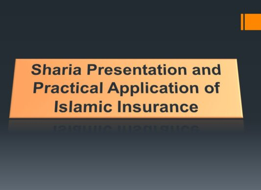 Sharia Presentation and Practical Application_Lecture